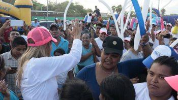 'Viene a visitar a Maki porque es la preferida de nosotros', Doña Juany