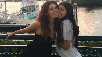 Romina, hija de Mayrín y Jorge Poza, deslumbra Instagram