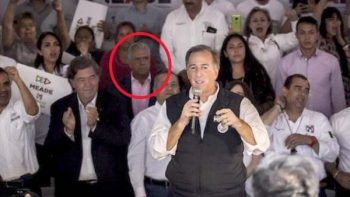 Meade aparece en foto junto al asesino del periodista Héctor Félix