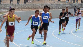 Cosechan queretanos cuatro medallas en atletismo en Olimpiada