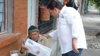 Promover Meño Garza oportunidades para emprendedores desde el congreso local