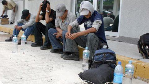 Crece número de migrantes detenidos en México
