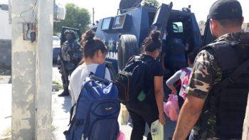 Rescatan a 26 migrantes guatemaltecos en Miguel Alemán