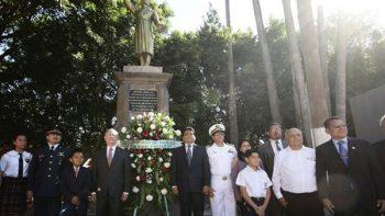 Recuerdan el natalicio de don Miguel Hidalgo