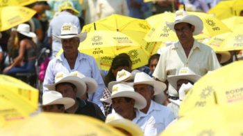 PRD lanza jingle de campaña con canción de Luis Miguel