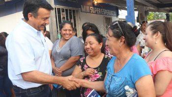 'Nuestro reconocimiento y apoyo a las madres de familia': Neto Robinson