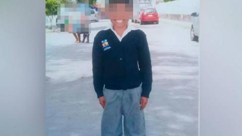 Hallan a niño de 13 años degollado en Puebla
