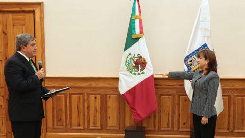 Tiene Nuevo León nueva Secretaria de Educación