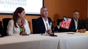 César Garza propone Guardia de Proximidad