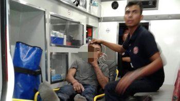 Héroes de Protección Civil y Bomberos salvan una vida del canal Anzaldúas