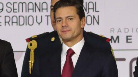Peña Nieto felicita a delegación mexicana en Barranquilla