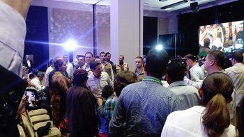 En gira presidencial EPN recorre Nuevo León