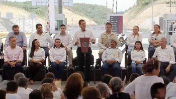 'Nuevo Puerto de Veracruz a la par del Nuevo Aeropuerto': Peña Nieto