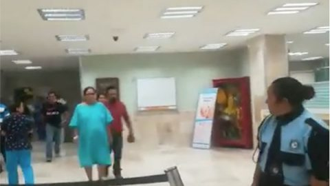 Denuncian muerte de bebé en La Raza porque se negaron a hacer cesárea