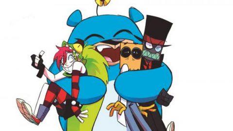Alan Ituriel cuenta sus villanías en Cartoon Network