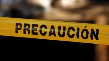 Matan a secretario de candidato a edil en Cuajinicuilapa