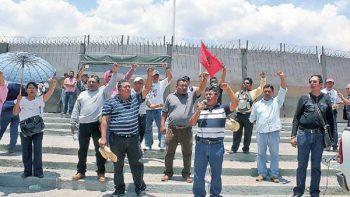 Protestan contra reforma educativa en cuatro estados