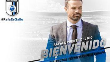 Gallos firma a Rafa Puente Jr. como su nuevo entrenador