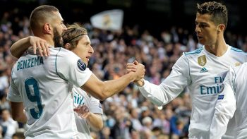 Real Madrid avanza a la final de la Champions League