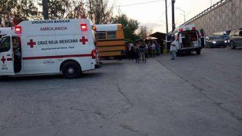 Vive Reynosa agitado amanecer