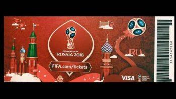 Roban boletos a familia; FIFA no los repondrá