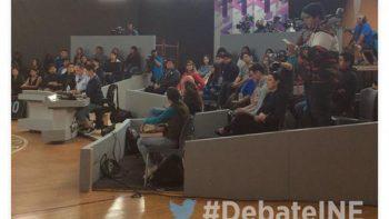 INE promueve en redes sociales segundo debate a ritmo de hip-hop