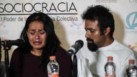 Denuncian a IMSS La Raza por bebé fallecida
