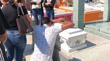 El sábado iban a bautizar a Tadeo; el bebé murió en bloqueo