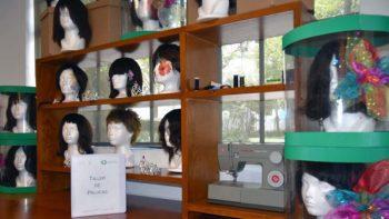 Crean Red de Talleres de Pelucas Artesanales para personas con cáncer