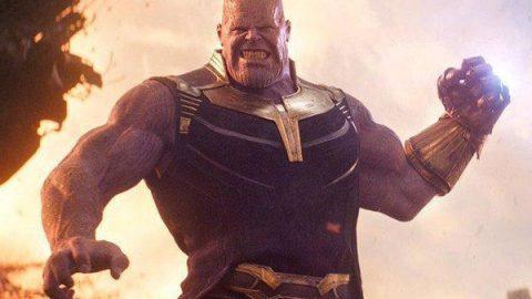 Thanos se muestra al desnudo en redes sociales