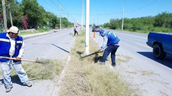 Pide Tránsito Municipal respetar áreas delimitadas en avenidas