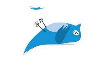 Twitter sufre falla y cae su servicio