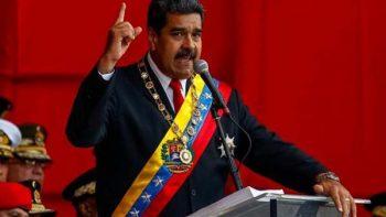 Alista UE nuevas sanciones a Venezuela tras reelección de Maduro