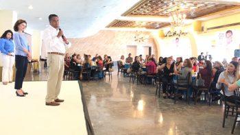Reforma Educativa, compromiso de Víctor Fuentes y Alejandra Sada