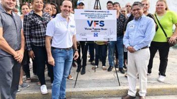 Víctor Fuentes Solís gestionará cobertura de escuelas de tiempo completo