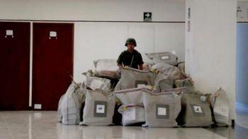 'Paquetes con voto en el extranjero ya están de regreso': INE