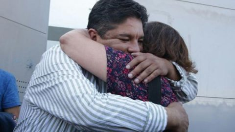 Liberan a hijo de la candidata de Morena en Hidalgo