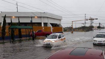 Suspende clases en escuelas de Reynosa por inundaciones