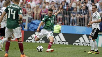 México quedó como una experiencia para Alemania