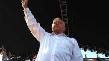 'Este arroz ya se coció, no les voy a fallar': López Obrador