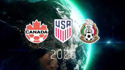 Mundial 2026 será en México-Estados Unidos-Canadá