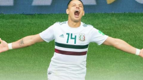 Gol histórico de 'Chicharito' Hernández