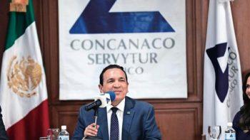 Concanaco pide garantizar una jornada electoral con tranquilidad