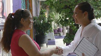 Fortalecer a Guadalupe, compromiso de Cristina Díaz