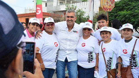 César Garza ofrecerá una ciudad conectada y de vanguardia