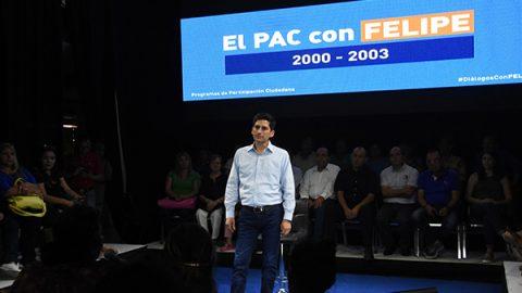 Retomará Felipe el Programa de Participación Ciudadana