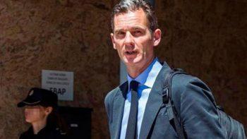 El cuñado del rey de España ingresa a prisión por fraude