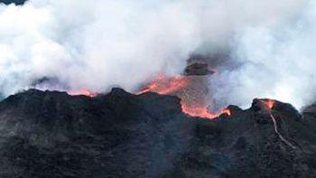 Los volcanes con mayor actividad en el mundo