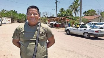 Joven huichol lleva internet a la sierra de Nayarit
