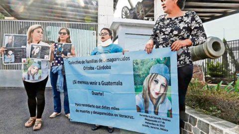 Ordenan aprehensión de Javier Duarte por desapariciones